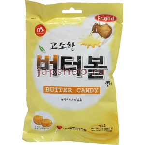 Mammos Butter Candy Карамель сливочная, 100 гр