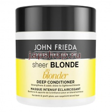 Маски для волос, 227475 John Frieda Sheer Go Blonder Маска для светлых волос, 150 мл